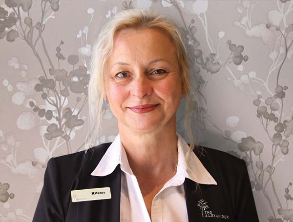 Karen Wellard, Facility Manager at our south-east Melbourne location.